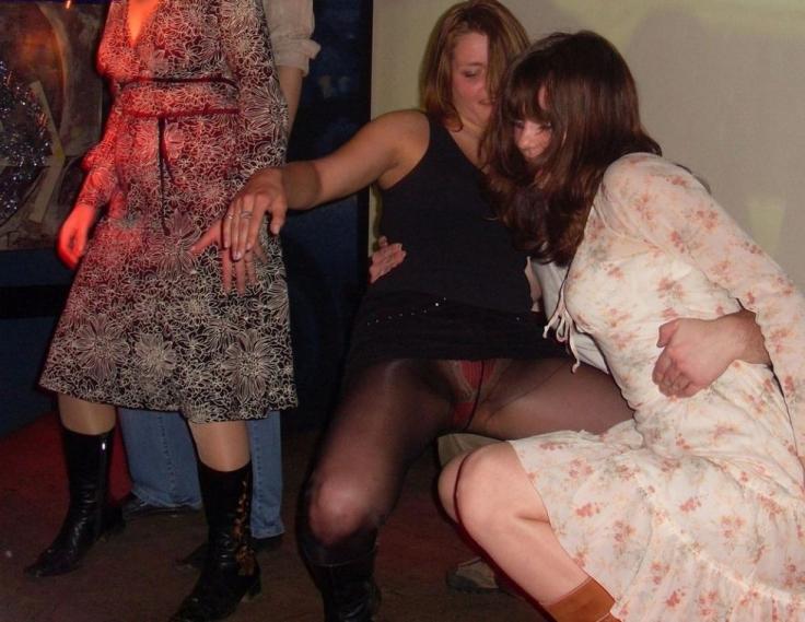 Sexy dívčí párty