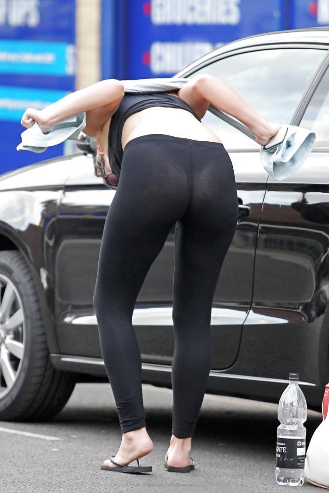 Sport Sexy Legíny (1)