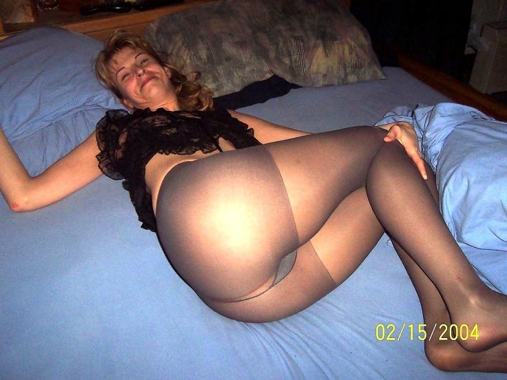 Sexy Silonky A V Kalhotkách (4)
