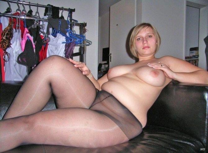 V Silonkách, Sexy Fotky (3)