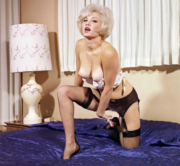 Sexy žena v silonkách fotky a sexy retro fotky