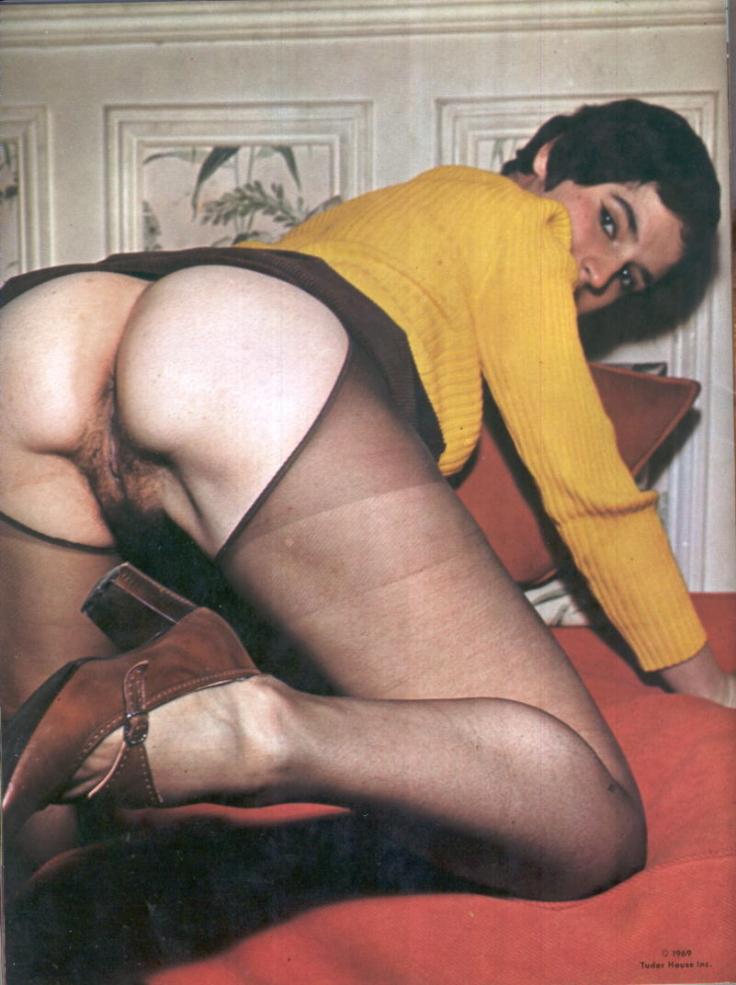 Erotické, Sexy Fotky Retro Silonky (1)