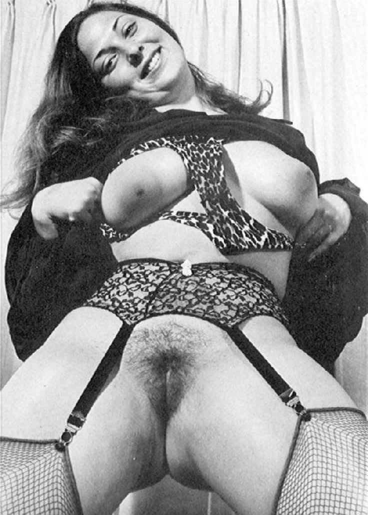 Staré Fotky Sexy Holky V Silonkách (4)