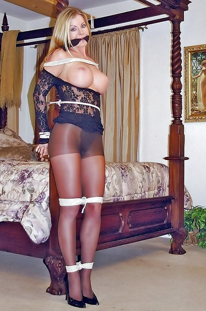 Bondage Sexy Silonky (1)