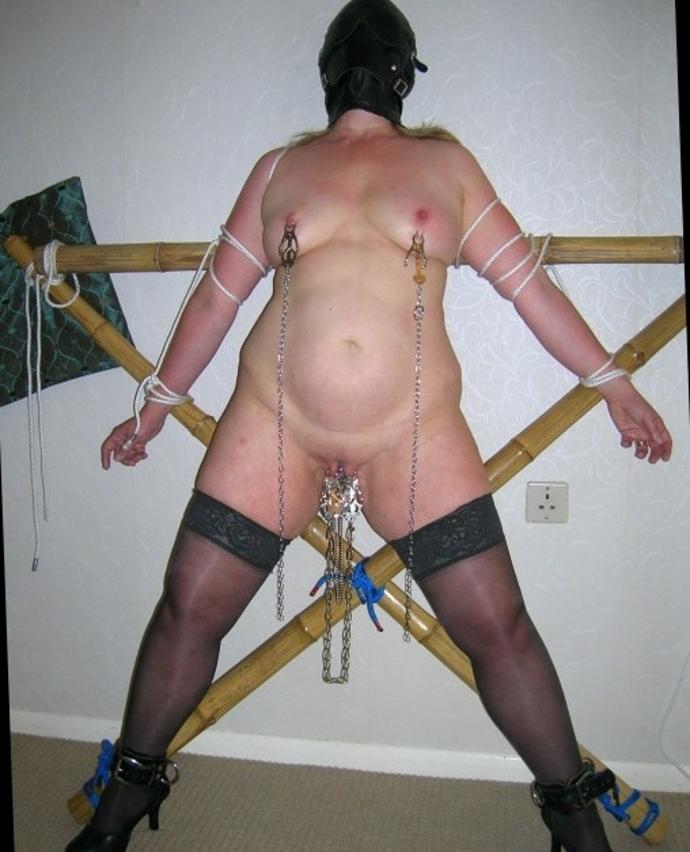 Bondage A Sexy Silonky (3)