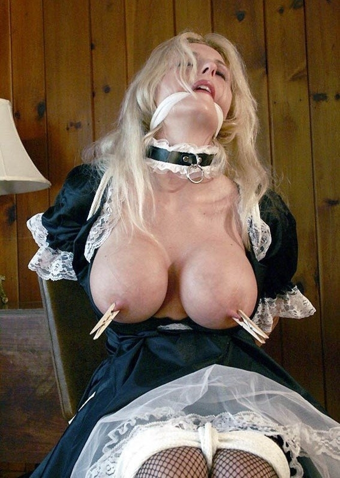 Bondage V Punčochách Sexy Holky (5)