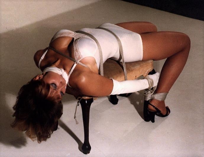 Punčochy Bondage, Silonky Bondage (2)