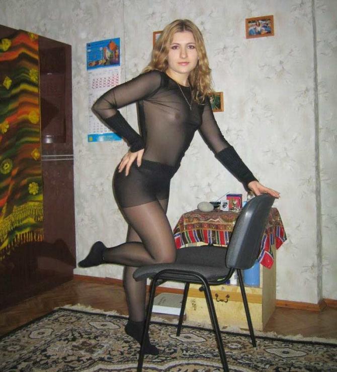 Domací Fotky Sexy Holky V Silonkách (2)