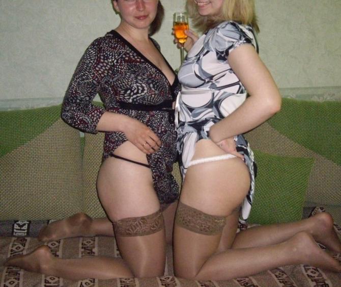 Holky V Silonkách Party (1)