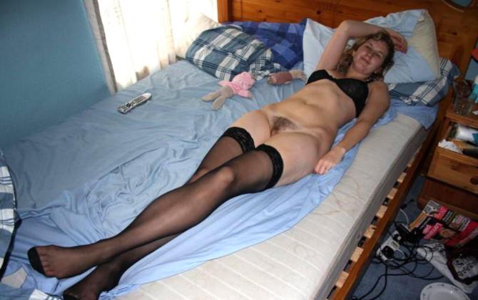 Silonky, Domácí Porno Fotky (2)