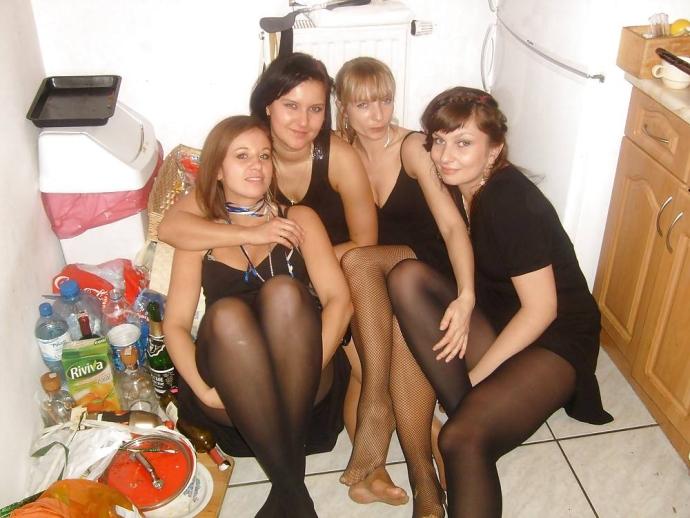 Amatérky V Silonkách, Silonky V Kalhotkách, Sexy Fotky (1)
